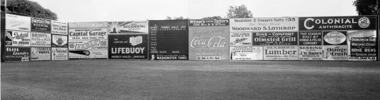 Outfield Wall